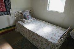 Bob Marley's bed Stock Photos