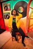 Bob Marley w muzeum Madame Tussauds zdjęcia stock