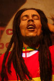 Bob Marley Wax Figure Stock Photo