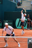 Bob and Mike Bryan Royalty Free Stock Images