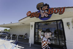 Bob's Big Boy Royalty Free Stock Photography