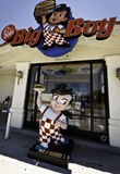 Bob's Big Boy Royalty Free Stock Image