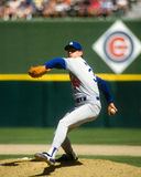Bob Welch, Los Angeles Dodgers Royalty-vrije Stock Foto's