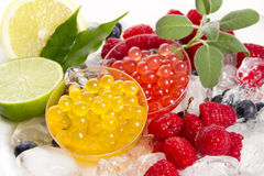 Free Bobas For Bubble Tea Royalty Free Stock Photography - 29245387