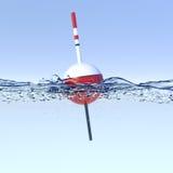 Bobber de pêche illustration de vecteur