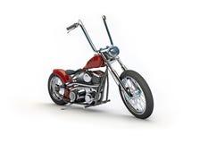 Bobber motocykl Obraz Stock