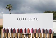 Bobbi布朗零售店外部 免版税库存照片