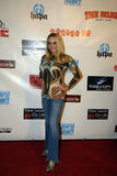 Bobbi Billard on the red carpet Stock Image