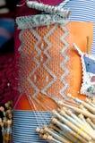 Bobbin lace Stock Images