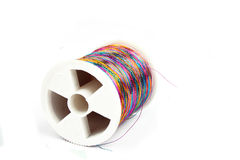 Bobbin thread Royalty Free Stock Images