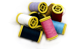 Bobbin-threads Royalty Free Stock Images