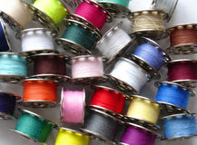 Bobbins Royalty Free Stock Image