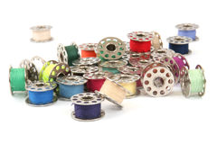 Bobbins Royalty Free Stock Images