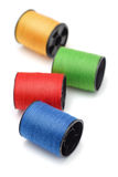 Bobbins thread Stock Photography