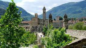Bobbio Royalty Free Stock Images