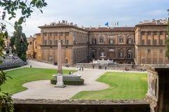 Bobble Garten in Florenz Stockfoto
