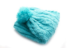 Bobble hat Royalty Free Stock Image
