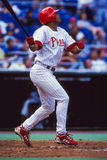 Bobby Abreu Philadelphia Phillies Stock Images