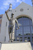 Bobby Bowden Statue at FSU Stock Image