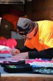 Bobby Brantley - het Slepen van de Lik van de Hagedis - TruTv Stock Foto