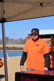 Bobby Brantley - Lizard Lick Towing - TruTv. Bobby Brantley with TruTV and Lizard Lick Towing and Recovery visted Busco Beach for Thanksgiving weekend of Stock Image