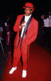 Bobby Brown on the red carpet Stock Photo