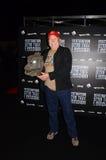 Bobby Clark à la destination Star Trek dans les quartiers des docks 19ème O de Londres Images libres de droits