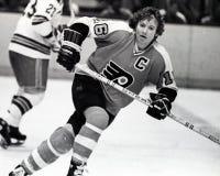 Bobby Clarke, Philadelphia Flyers Foto de archivo