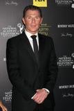 Bobby Flay llega los 2012 Premios Emmy diurnos fotos de archivo