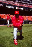 Bobby Kelly, Cincinnati Reds. Stock Photo