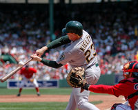 Bobby Kielty, Oakland Athletics Stock Photos