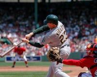 Bobby Kielty, Oakland Athletics Stock Photos