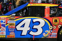 Bobby Labonte, #43 Foto de Stock Royalty Free