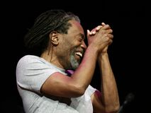 Bobby McFerrin Stock Photo