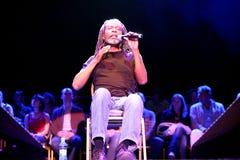 Bobby McFerrin en JazzFestBrno 2011 imagen de archivo