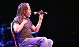 Bobby McFerrin on JazzFestBrno 2011 Stock Photography
