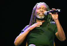 Bobby McFerrin On JazzFestBrno 2011 Stock Photos