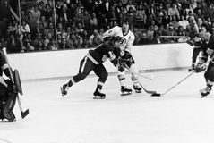 Bobby Orr, Boston Bruins Foto de Stock
