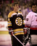 Bobby Orr. Boston Bruins legend Bobby Orr. (Image taken from color slide royalty free stock image