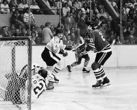 Bobby Orr, Boston Bruins. Stock Photo