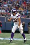 Bobby Wade. Minnesota Viking wide receiver Bobby Wade royalty free stock photos