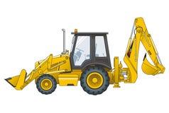 Bobcat. Vector illustration of Bobcat Special Stock Photo
