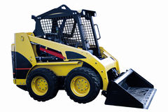 Bobcat Skid Loader Royalty Free Stock Images