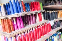 bobina colorida Fotografía de archivo