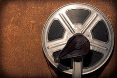 Bobina con la película fotografía de archivo libre de regalías