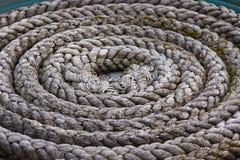 Bobina da corda Imagens de Stock