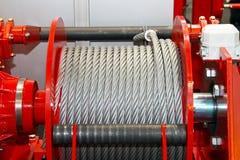 Bobina de cable Foto de archivo