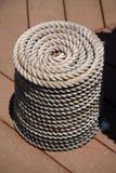 Bobina de la cuerda Imágenes de archivo libres de regalías