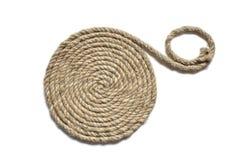 Bobina de la cuerda Imagenes de archivo