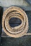 Bobina de la cuerda Fotos de archivo